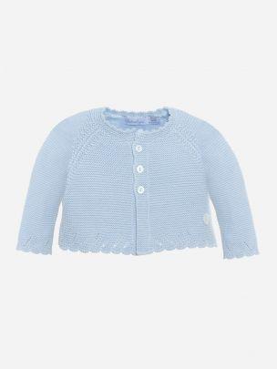 Baby Knit Short Coat
