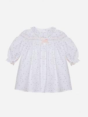 BABY GIRL DRESS - WOVEN