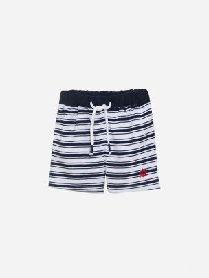Baby Boy Striped Shorts
