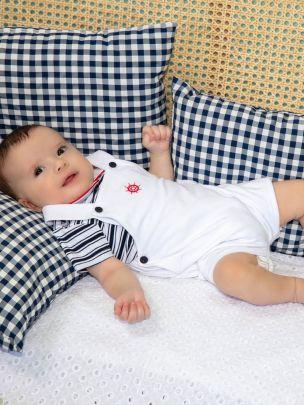 Baby Boy Dungareen