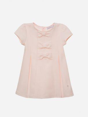 Pale Pink Interlock Dress