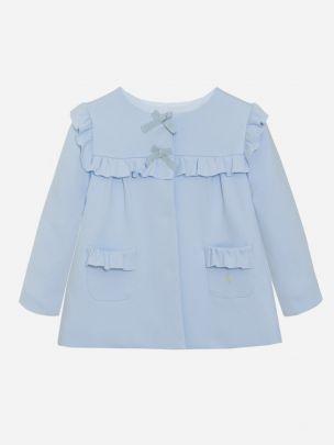 Interlock Blue Coat