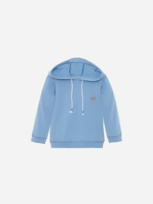 Blue Sweat shirt
