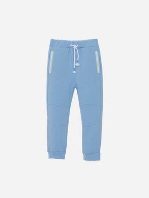 Blue Jogging
