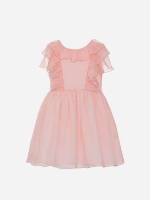 Pink Bambula Dress