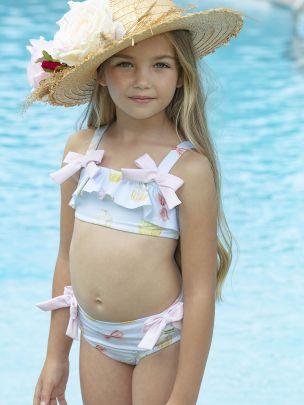 Lycra Printed Bikini