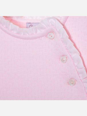 Pink Knit Set