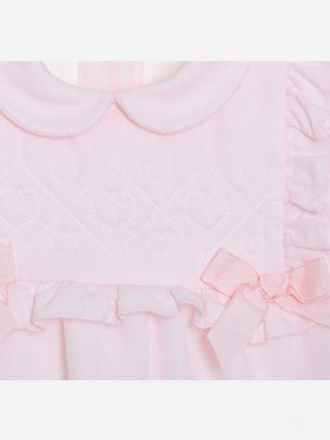 Pink Velour Set