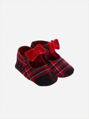 Tartan Flannel Shoes