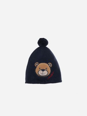 Navy Tricot Hat