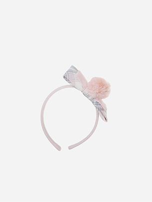 Melange Pink Hairband