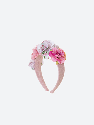 Old Pink Hairband