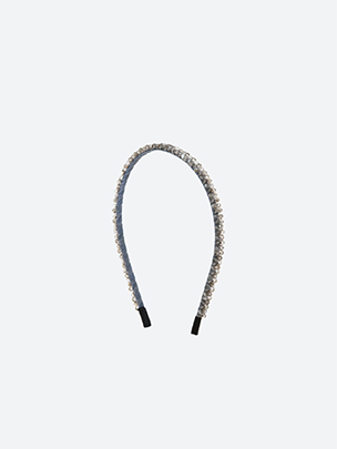Gold Hairband
