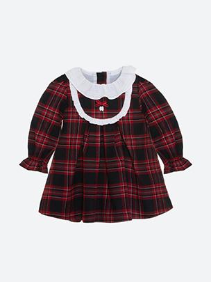 Tartan Flannel Dress
