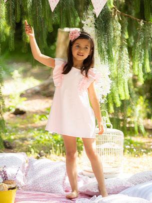Interlock Pink Dress